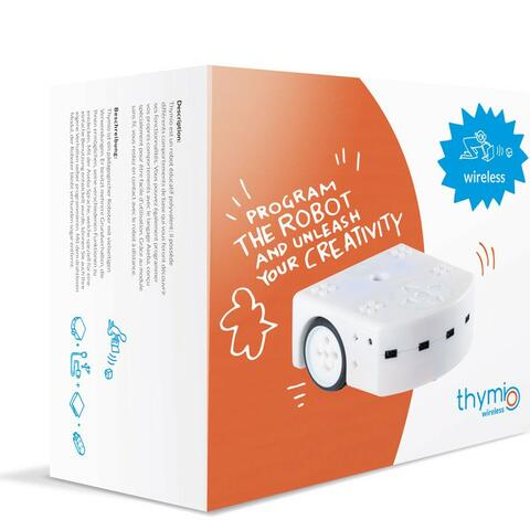 Thymio II Wireless